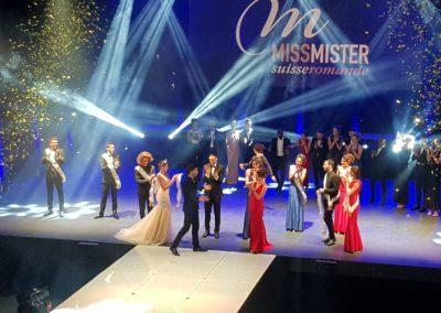 Miss et Mister Suisse romande