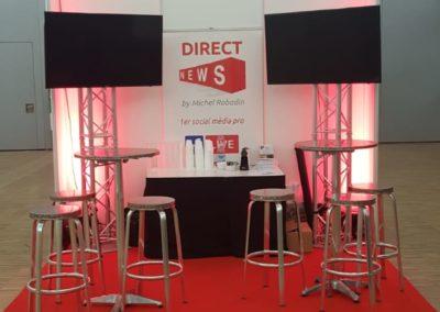 Stand Direct News – Salon Communica